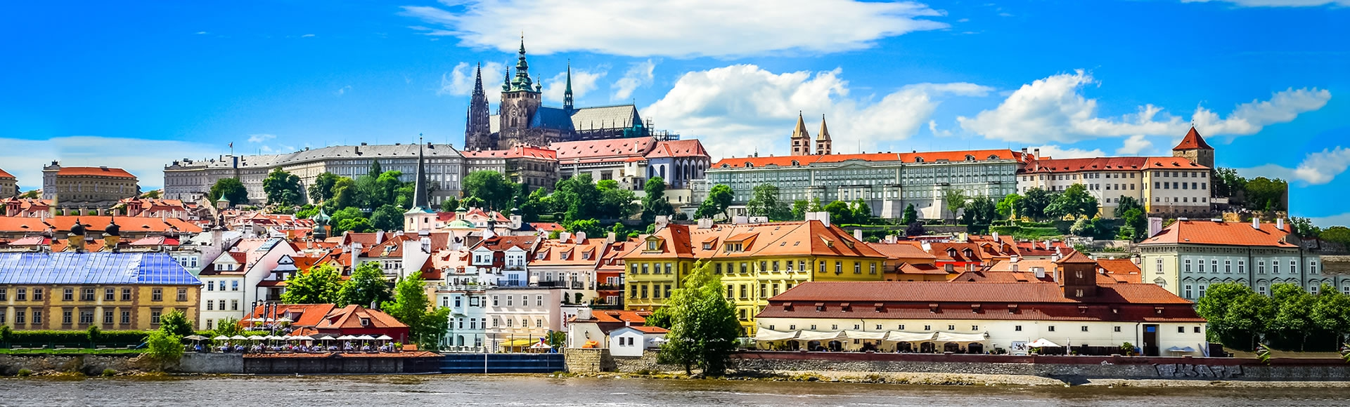 Explore a myriad of ancient pathways in modern Prague
